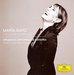 María Bayo - Canciones Españolas